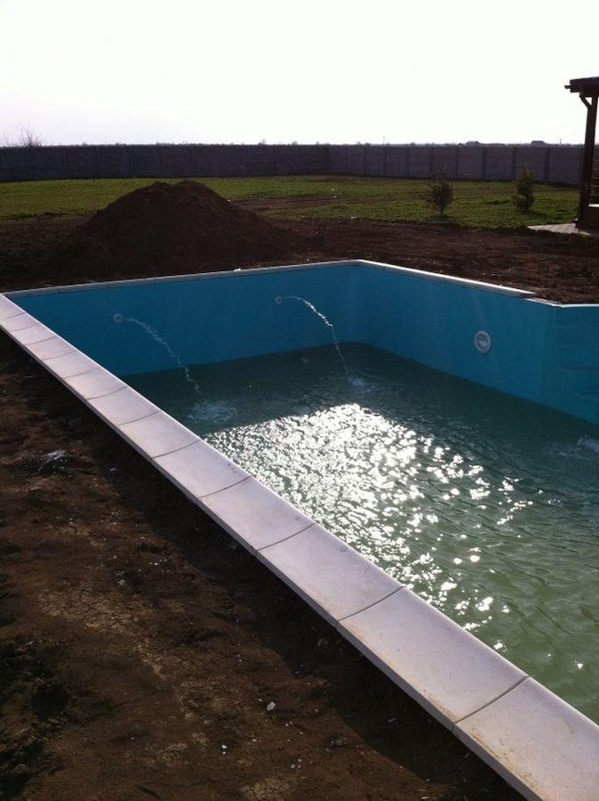 Constructia piscinei margarita adunatii copaceni giurgiu for Aqua piscine