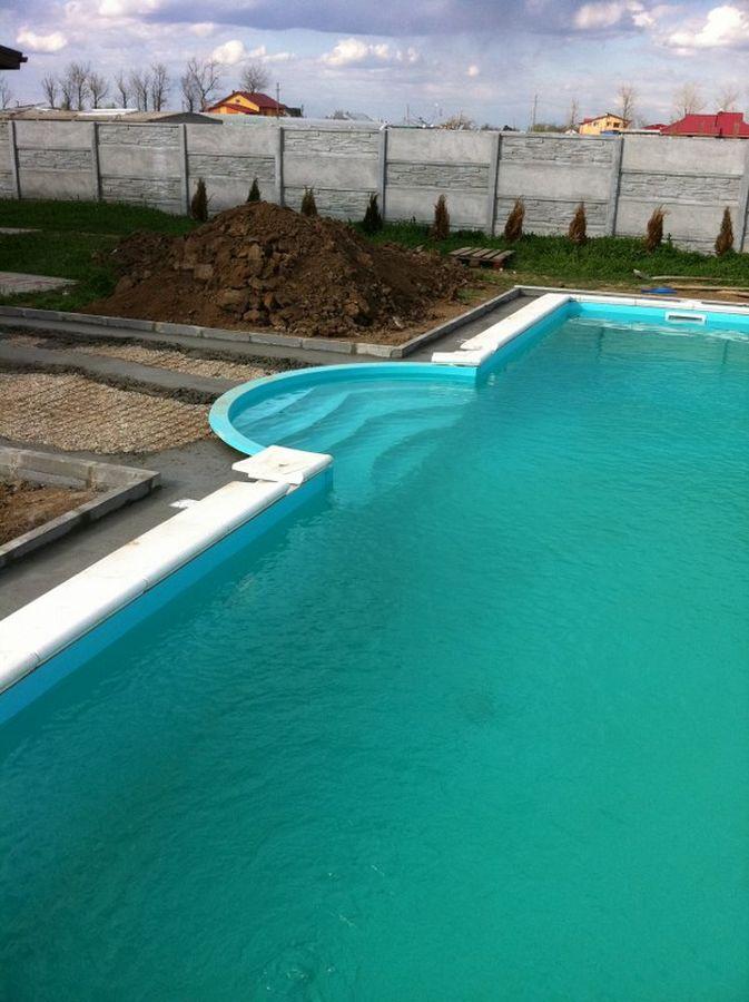 Constructia piscinei margarita adunatii copaceni giurgiu for Construim piscine