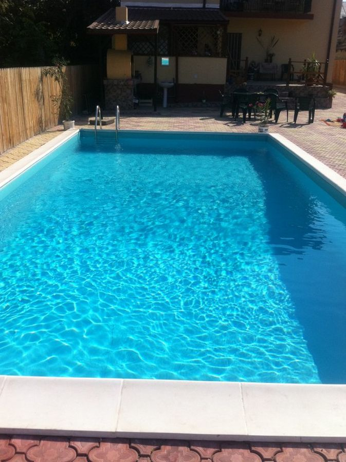 Constructia piscinei clasic alexandria teleorman for Construim piscine
