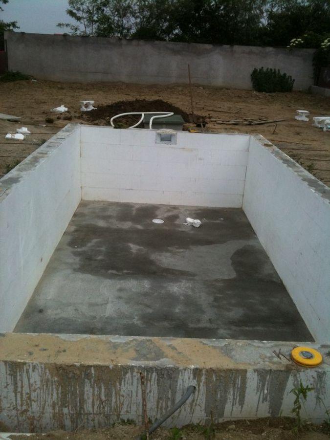 Constructia piscinei clasic bolintin vale giurgiu for Construim piscine
