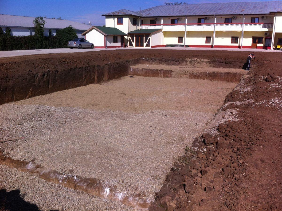 Constructia piscinei clasic bragadiru ilfov for Construim piscine