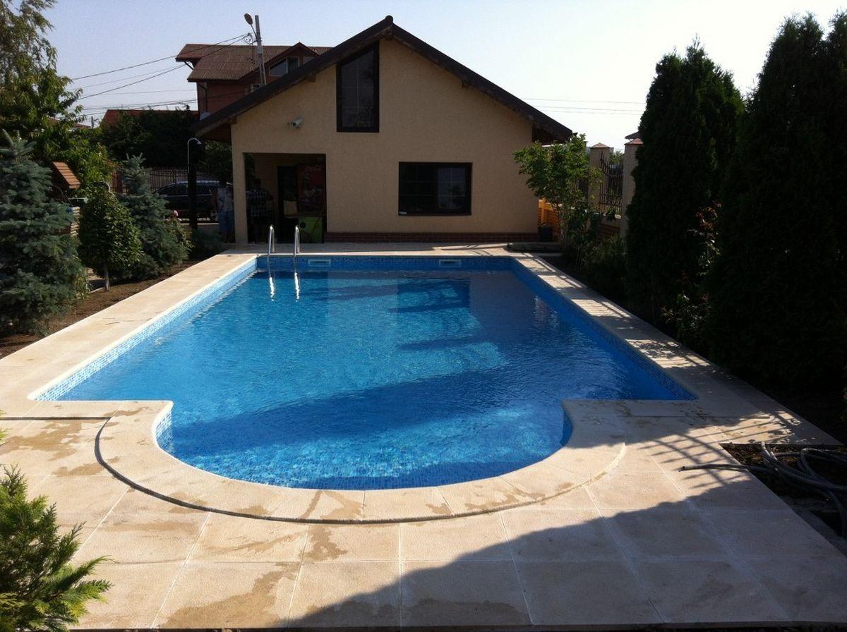 Constructia piscinei margarita chiajna dudu ilfov for Aqua piscine
