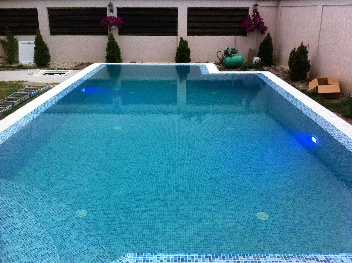 Constructia piscinei elisa mogosoaia ilfov for Construim piscine