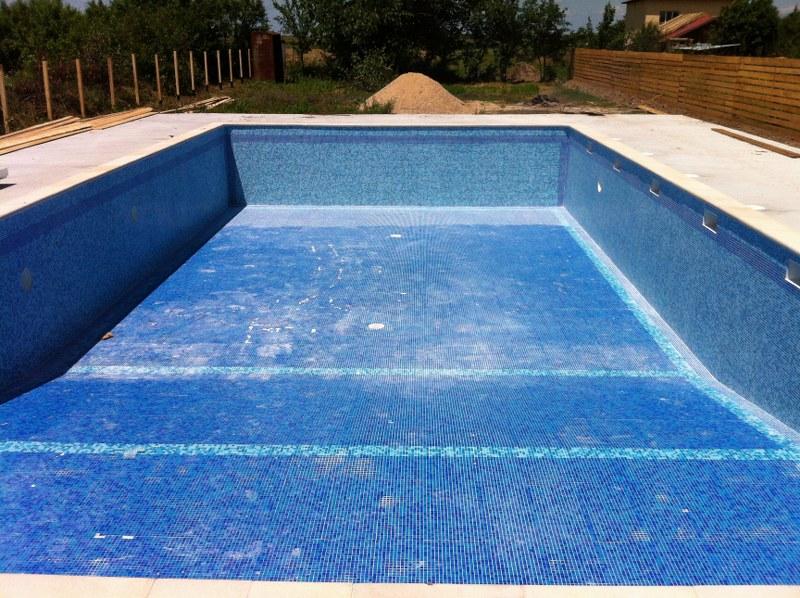 Constructia piscinei clasic gratia teleorman for Piscine ker aqua