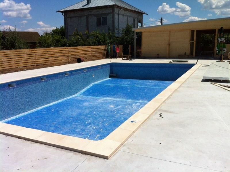 Constructia piscinei clasic gratia teleorman for Constructii piscine