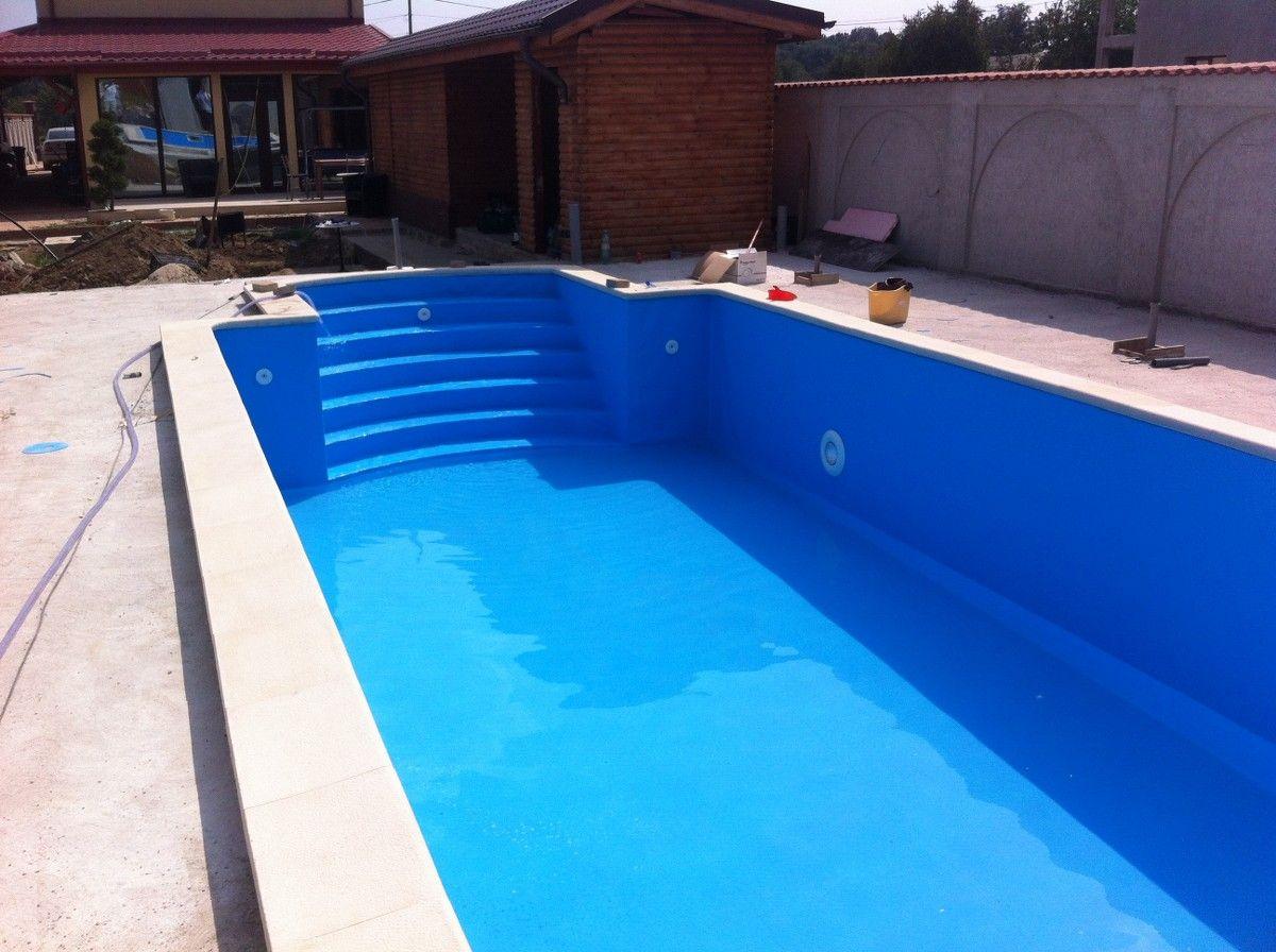 Renovare cu liner bolintin deal giurgiu for Construim piscine
