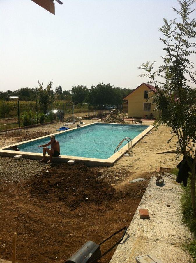 Constructia piscinei clasic mihailesti giurgiu for Construim piscine