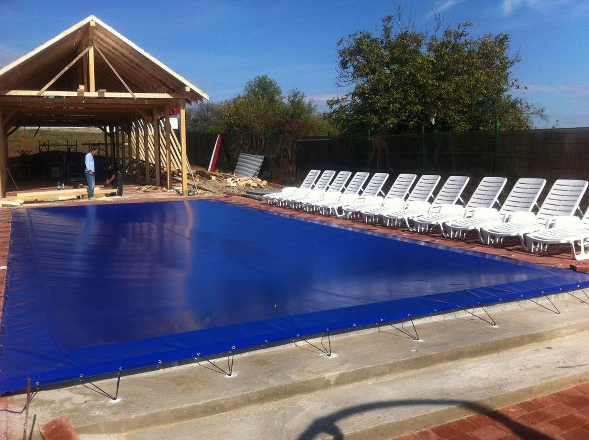 Constructia piscinei clasic mihailesti giurgiu for Constructii piscine romania