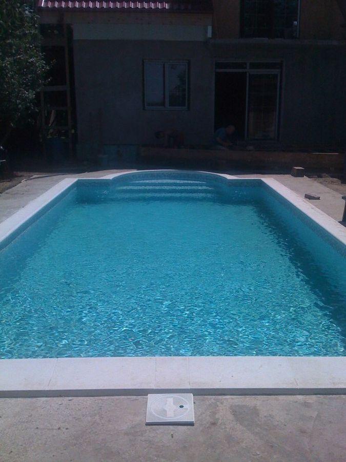 Constructia piscinei margarita moara vlasiei ilfov for Constructii piscine