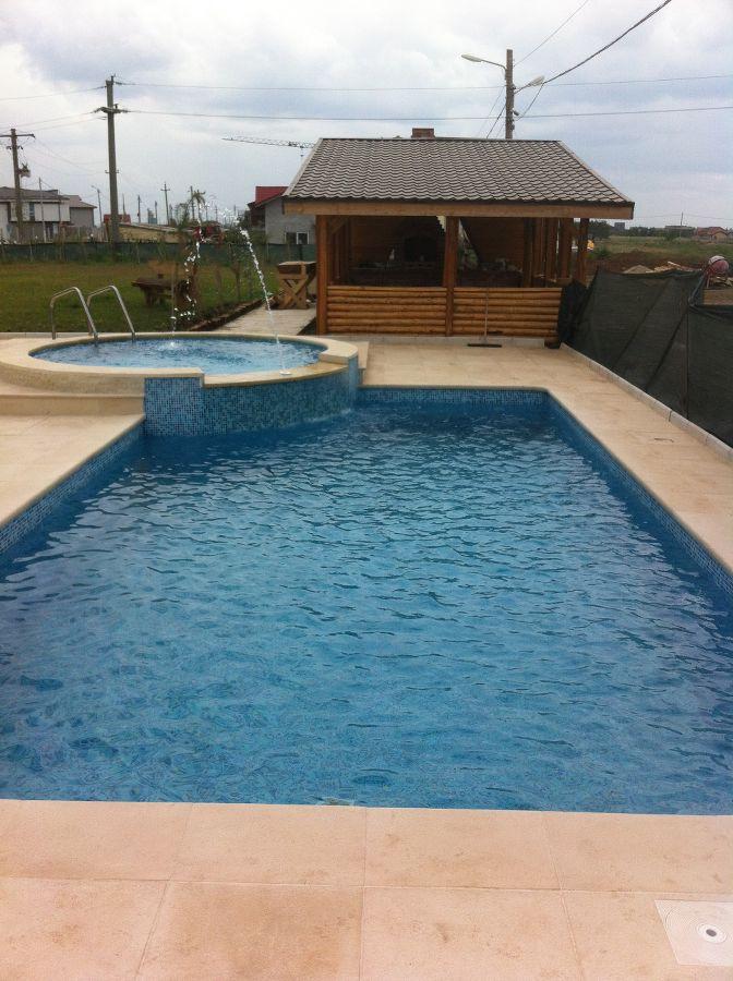 Constructia piscinei thasos rosu ilfov orhideelor for Constructii piscine romania