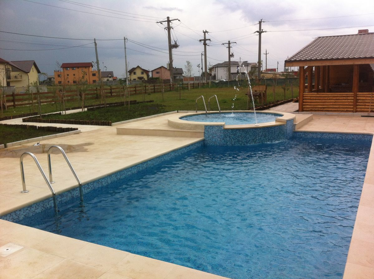 Constructia piscinei thasos rosu ilfov orhideelor for Construim piscine