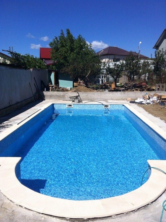 Constructia piscinei margarita targoviste dambovita for Constructii piscine