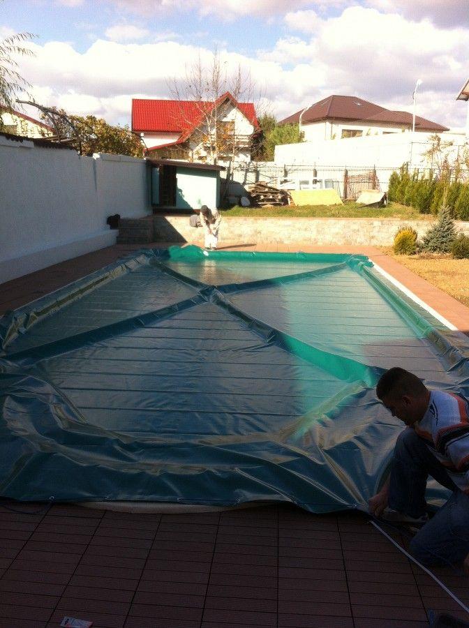 Constructia piscinei margarita targoviste dambovita for Aqua piscine